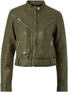 Jofama Skinnjakke Olga Jacket Women K30-green
