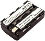 MICROBATTERY Batteri - Li-Ion - 1300 mAh - 4.8 Wh - for Sony Handycam DCR-PC1E, PC2, PC2E, PC3, PC3E, PC4, PC4E, PC5, PC5E, PC5L, PC5LE, PC5SE (MBCAM0039)