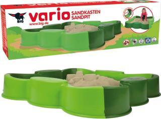 BIG Sandkasse Vario Med Beskyttelse