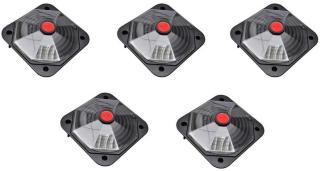 Be Basic Soldreven bassengvarmer 735 W sett med 5 stk -