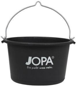 Jopa balje med hank, 40 liter, sort
