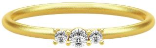 Julie Sandlau Lucy Ring 56 - Gold Ring Smykker Gull Julie Sandlau Women