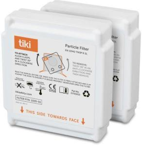 Tiki 110520110 P3-filter 2-pakning