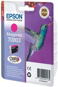 Epson blekk T0803 Magenta