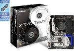 ASRock X370 Taichi AM4 Ryzen ATX, Max 64GB, M.2, 2x PCIe3.0 x16, 10x SATA3, 2x USB 3.1 (1 Type-A, 1 Type-C), 10x USB 3.0, 802.11ac+BT4.2, demobrukt (X370-TAICHI-Demo)