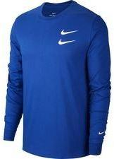 Nike T Skjorte NSW Futura Icon NavyHvit Barn | www