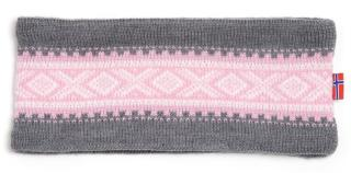 Marius Kids Headband Wool, Lotus Pink, 2-5 year