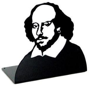 Bokstøtte William Shakespeare Inget (Storm)