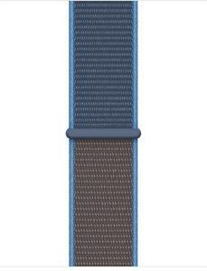Apple Sport Loop 40/38 mm - Bølgeblå
