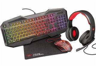 Trust GXT 788 4-in-1 Gaming bundle