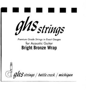 GHS BB30 Bright Bronze