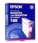 Epson - magenta, lys magenta - original - blekkpatron C13T488011