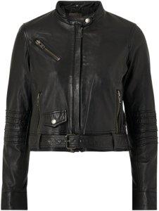 Jofama Skinnjakke Olga Jacket Women Black