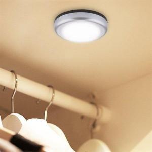 Batteridrevet bevegelsesfølsom Led-belysning til soverom / kjøkken /klesskap