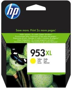 HP NO953XL YELLOW INK CARTRIDGE