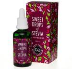 Good Sweet Drops of Stevia - Bringebær - 50 ml
