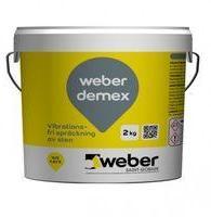 Weber Demex Sprengmørtel 10 kg