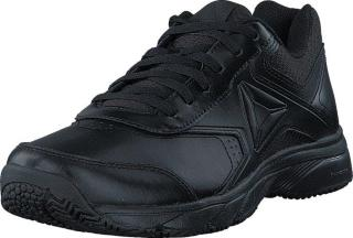 Reebok Work N Cushion 3.0 Black, Sko, Sneakers og Treningssko, Sneakers, Svart, Dame, 41