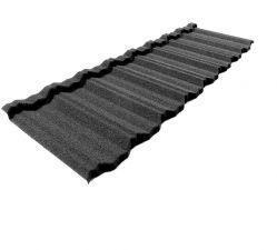 Takpanne Home Classic 1330x415 mm, svart, 0,465m2, UTGÅENDE