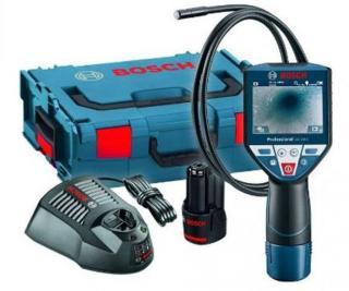 Ledningsløs inspeksjonskamera Bosch GIC 120 C 12 V 1x1,5 Ah batt.