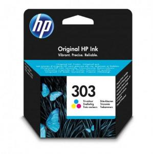 HP Blekkpatron No.303 Farge (4ml) T6N01AE (Kan sendes i brev)