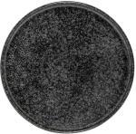 Bloomingville-Noir Plate, Black