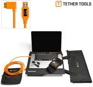 Tether Tools Aero Traveler 40 x 35cm Matt sort Foto.no