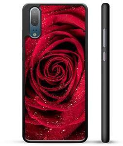 Huawei P20 Beskyttelsesdeksel - Rose