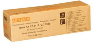 UTAX LP 3118/3128/2316 TONER BLACK 6K