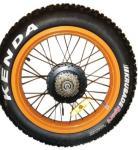 0 Komplett bakhjul med motor til LIA-TDM20