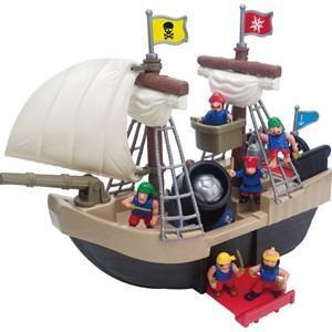 Redbox Pirat Skip