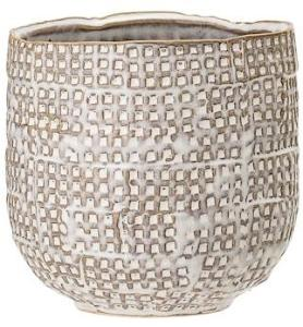 Bloomingville Flowerpot, Nature, Stoneware
