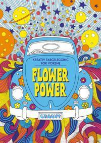 Flower power. Fargelegging Orage