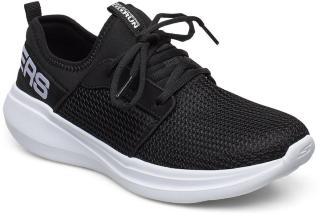 Skechers Boys Go Run Fast - Valor Sneakers Sko Svart Skechers