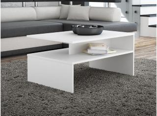 Scandinavian Choice Binche Sofabord 90 cm - Hvit