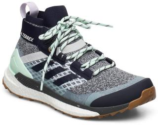 adidas Performance Terrex Free Hiker W Shoes Sport Shoes Outdoor/hiking Shoes Grå Adidas Performance