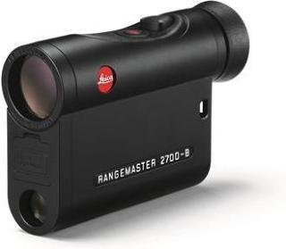 Leica Rangemaster CRF 2700-B Laser avstandsmåler med EHR ballistisk kompensasjon og microSD