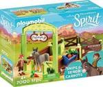 Snips och Herr Morot med häststall, Playmobil (70120) Inget (Storm)