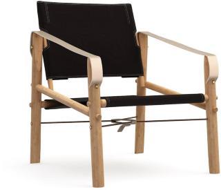 WE DO WOOD Calista Stol - Svart/Bambus