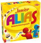 Junior Alias Brettspill Terningkast 6 i VG