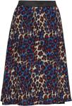 SAINT TROPEZ Woven Skirt On Knee Knelangt Skjørt SAINT TROPEZ Women
