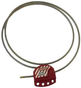 Sikkerhetskabel til viltkamera, Python Lock, 180 cm