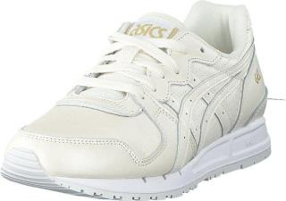 ASICS white, Purple And Cream X Naked Kayano 25 Sneakers