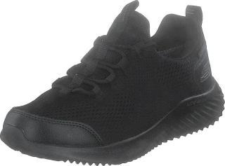 Skechers Mens Waterproof Shoe Bbk, Sko, Sneakers og Treningssko, Sneakers, Svart, Herre, 41