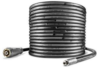 Kärcher 61100470 Rørrengjøringsslange 250 bar, Easy Lock 30 m