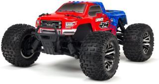 ARRMA Granite BLX 3S 4WD 1/10 Red/Blue