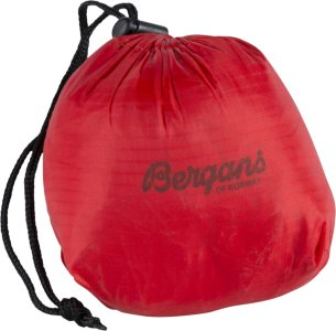 Bergans Raincover Large Red L