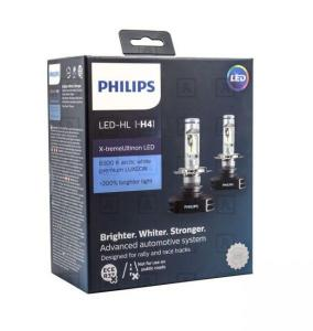 Philips H4   Philips X-treme Ultinon LED