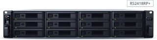 Synology RackStation RS2418+, 12x 2,5