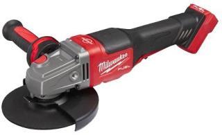Batteridrevet vinkelsliper Milwaukee M18 FHSAG125XPDB-0X 18 V (uten batteri og lader)